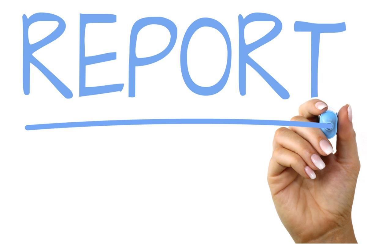REPORT DES ACTIVITES